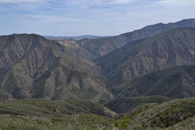 Manzana Creek valley