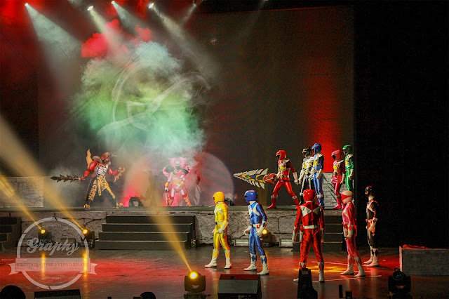 Superhero Power Rangers Di Resorts Wolrd Genting