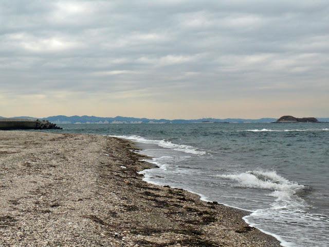 富津岬 第⼀海堡