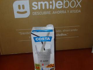 Horchata de Chufa Costa