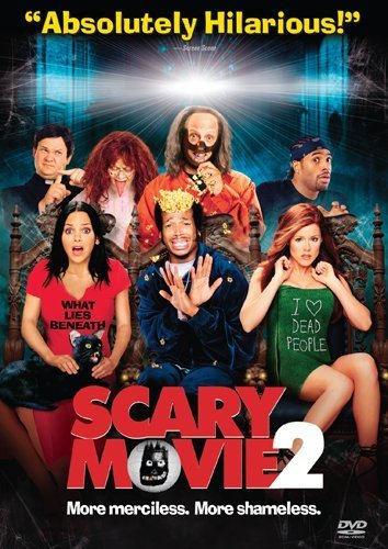 Scary Movie 2 (2001) 720p Hindi BRRip Dual Audio Full Movie Download extramovies.in Scary Movie 2 2001
