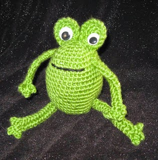 Free Crochet Frog Patterns free crochet amigurumi frog patterns