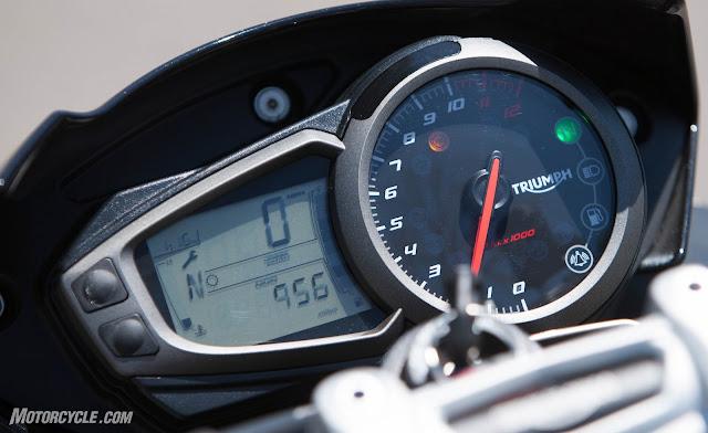 Triumph Speed Triple Specification