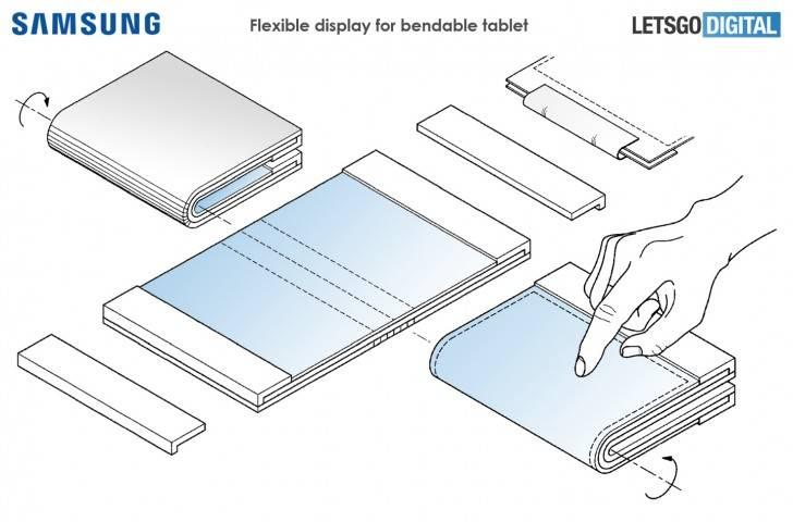 Paten Samsung Layar Lipat Tablet Jadi Smartphone (gsmarena.com)
