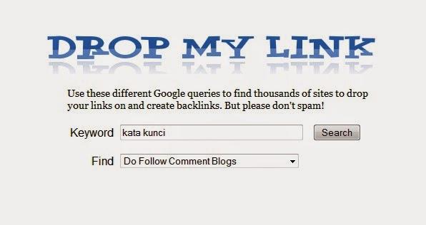Cara Mudah Mendapatkan Backlink dari Blog Dofollow ...