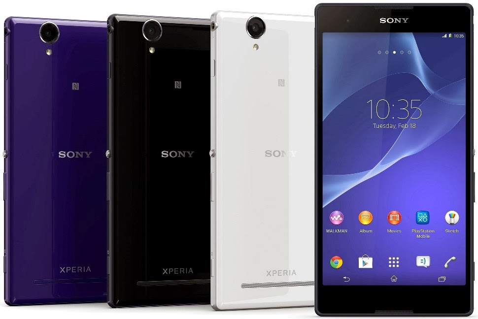 Price of unlocked Sony Xperia T2 Ultra