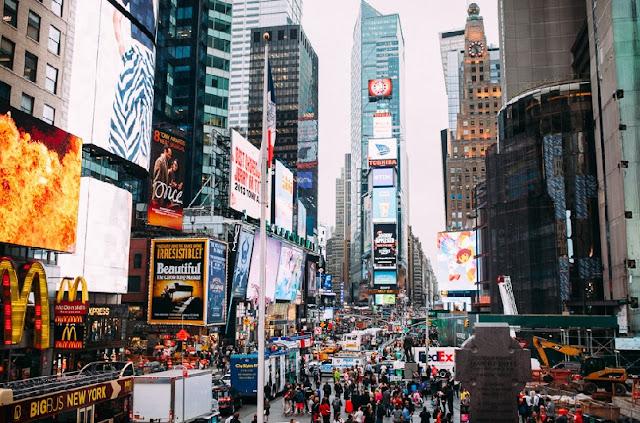 Movimentação de Turistas e Hospedagem em Nova York em Novembro