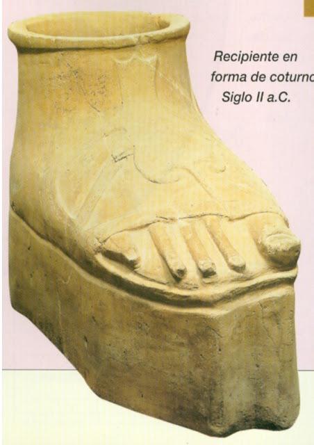ESCENOTÉCNIA página 1: VESTUARIO GRIEGO Y ROMANO