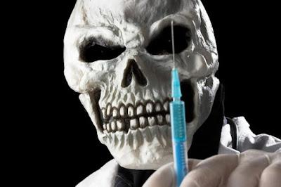 Aqui está a prova de que na verdade são pessoas vacinadas que estão espalhando doenças transmissíveis