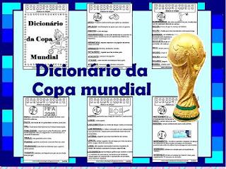 Dicionário da copa 2018