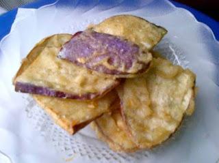 Resep Terong Goreng Crispy Kremes-Resep Enak Lezat