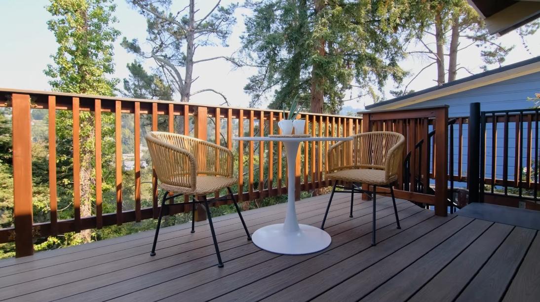15 Interior Design Photos vs. 5444 Estates Dr, Oakland, CA Luxury Home Tour