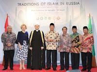 Dirjen Bimas Islam Paparkan Peran Bimas Islam dalam Hubungan Indonesia-Rusia