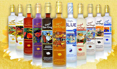 Van Gogh Vodka ヴァンゴーウォッカ