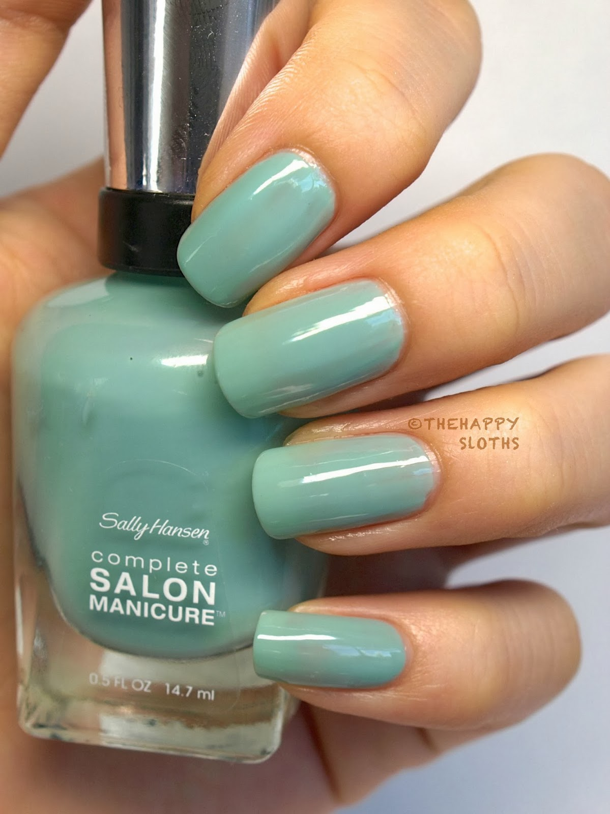 sally hansen csmtko complete salon manicure nail polish. Black Bedroom Furniture Sets. Home Design Ideas