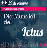 Día Mundial del Ictus #DíasInternacionales