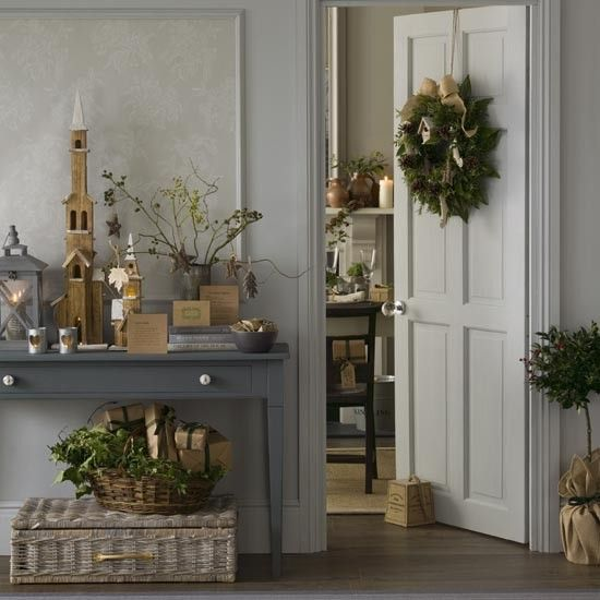 Modern Farmhouse Interior Design: Modern Farmhouse Christmas Ideas