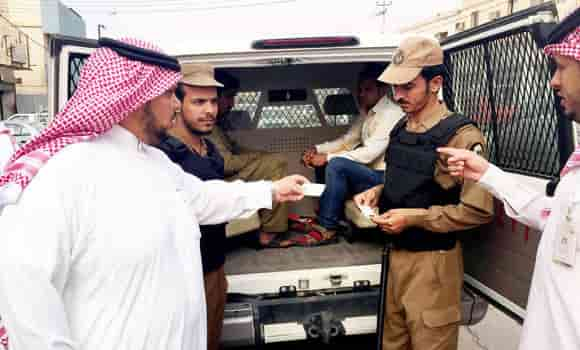CRACKDOWN ON ILLEGAL EXPATS IN SAUDI ARABIA