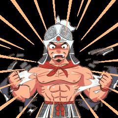 3KOK : Young Warrior