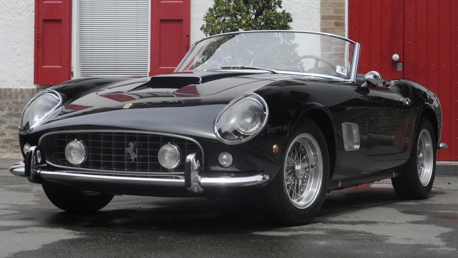$18,500,000 – 1961 Ferrari 250 GT SWB California Spider