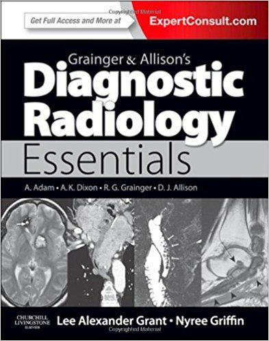 Grainger&Allison X-Quang Chẩn đoán Căn bản 1e