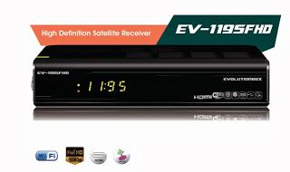EVOLUTIONBOX EV-1195 ATUALIZAÇÃO MODIFICADA - 16/09/2016