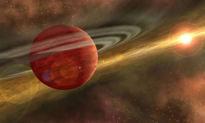 Scientists have discovered Baby Giant planet - 2MASS 1155-7919 b
