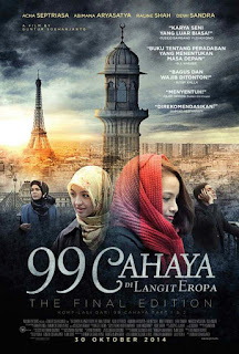 Download Film 99 Cahaya di Langit Eropa: The Final Edition (2014) WEB-DL