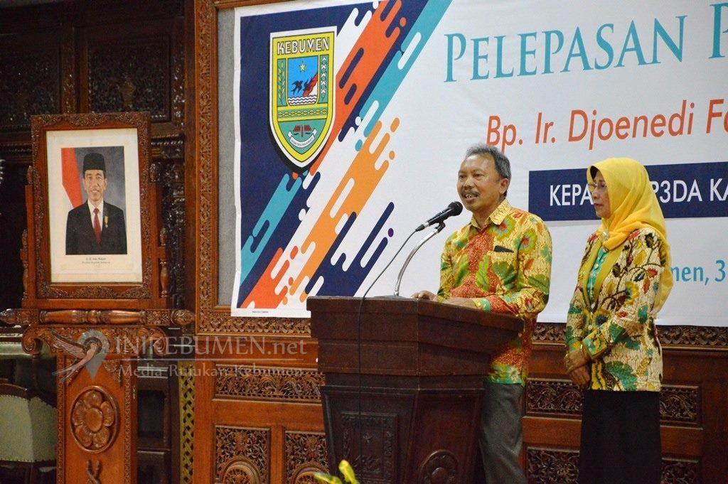 Pensiun dari PNS, Djoenedi Ditunjuk sebagai Ketua Badan Pengelola Geopark Karangsambung-Karangbolong