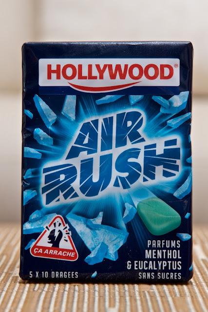 Air Rush Eucalyptus et Menthol Hollywood