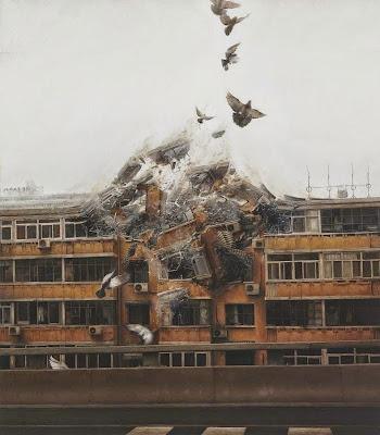 Lukisan Memukau Karya Jeremy Geddes