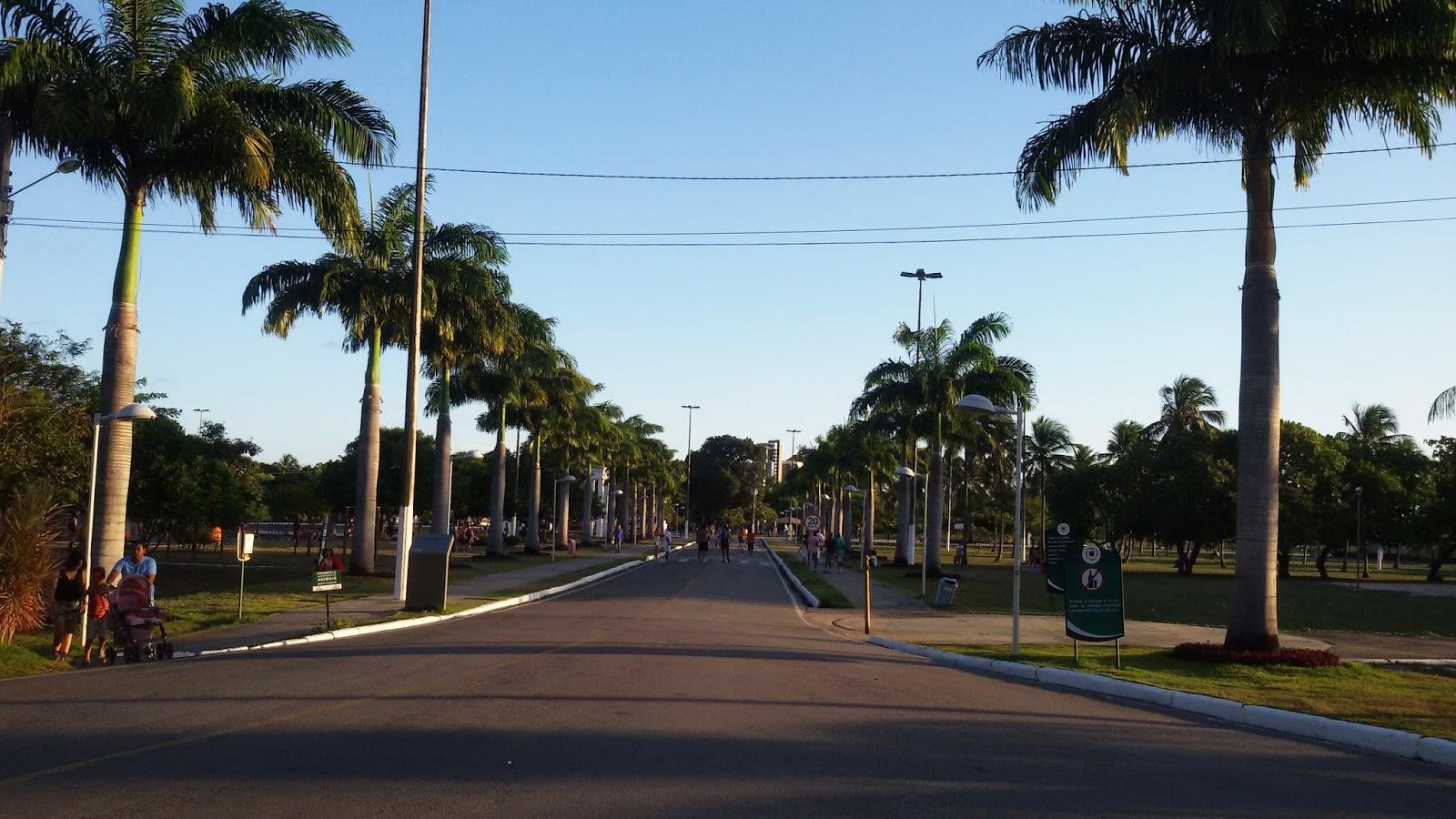 Jovens são assaltadas no Parque da Sementeira em Aracaju