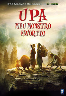 Upa: Meu Monstro Favorito - BDRip Dual Áudio