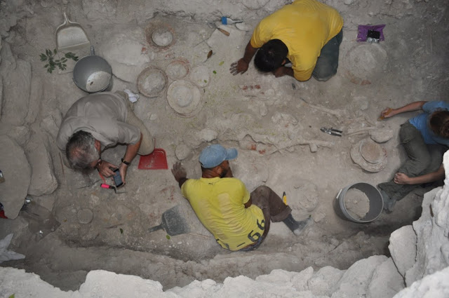 Largest Mayan tomb discovered in Belize may hold remains of local ruler