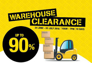 Aivoria Group Warehouse Sale 2016