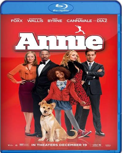 Annie [2014] [BD25] [Latino]