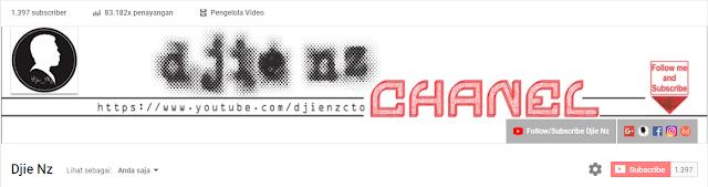 Supaya Pengunjung Chanel YouTube  Tertatik dan Betah