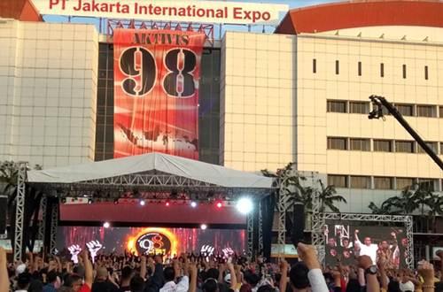 aktivis 98 dukung jokowi