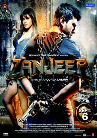 Zanjeer 2013 DVDRip 950Mb Full Hindi Movie Download 720p Watch Online Free bolly4u