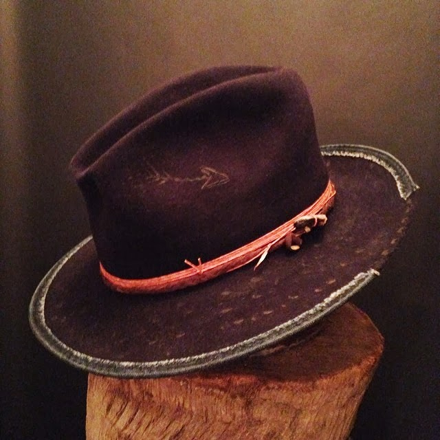 e7b006f9 Blogtown: Nick Fouquet Hat Company - Venice's Mad Hatter