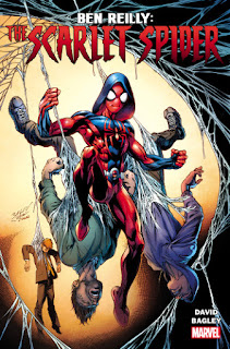 Ben Reilly the Scarlet Spider #1