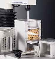 Ottawa Cell test on snack pieces
