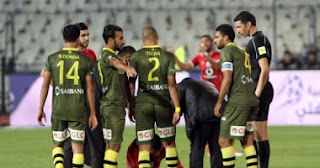Al Assiouty hit Petrojet three in the Egyptian league
