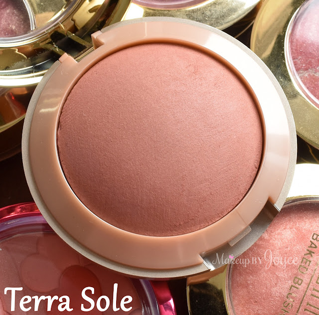 Milani Baked Blush Terra Sole Swatch
