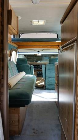 Used Rvs 1991 Airstream Class B Rv For Sale By Owner