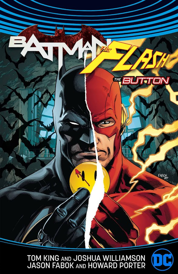 batman flash the button