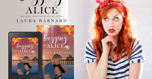 Cover Reveal - Bagging Alice by Laura Barnard