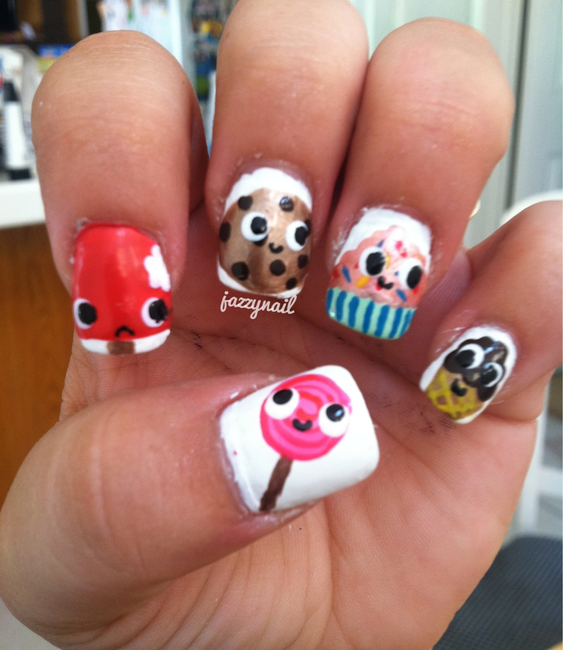 Cool Kid Nail Designs