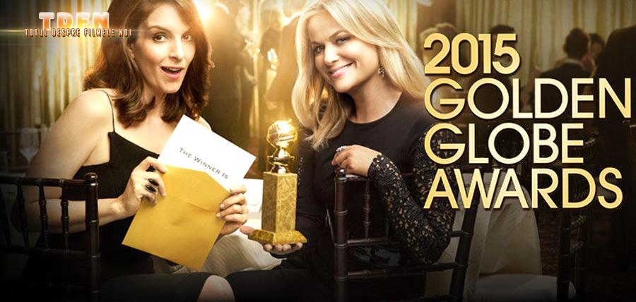 Tina Fey şi Amy Poehler: gazdele premiilor Globul De Aur 2015