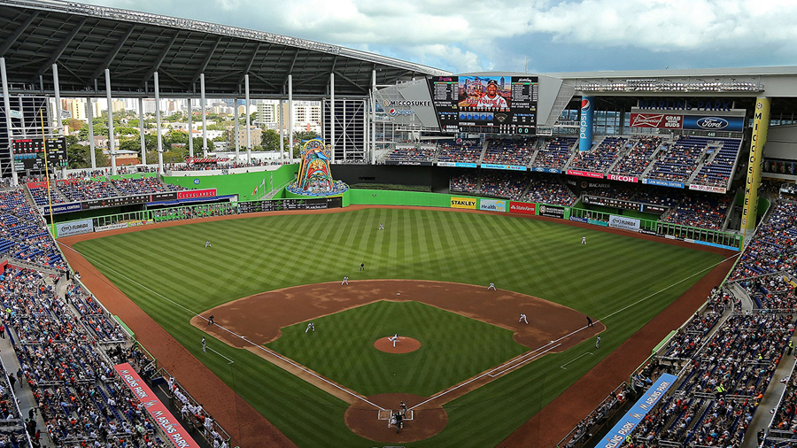 marlins park world baseball classic 2017